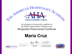 The Institute of International Culinary and Hospitality ...